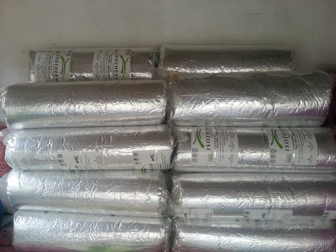Isofoil Polyester Insulation Reflective Foil