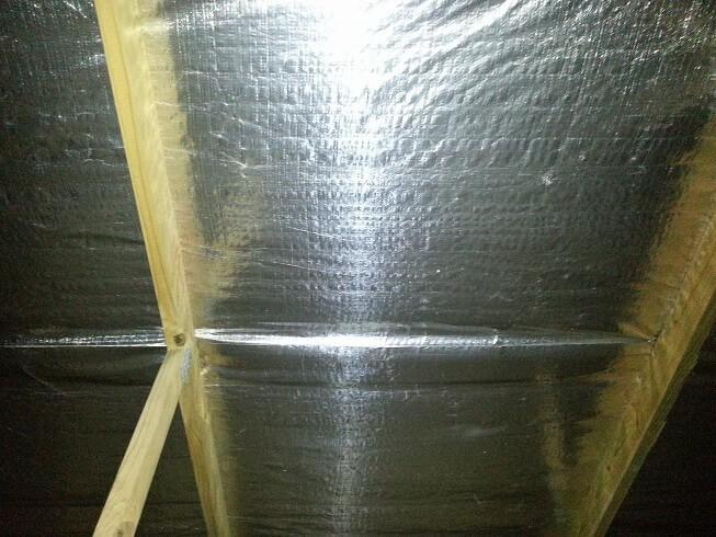 Sisalation Foil 5 187 Aerolite Insulation