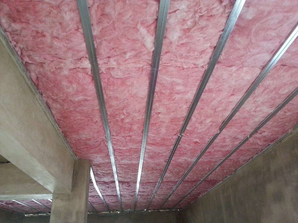 Aerolite insulation think pink for Pink insulation r value
